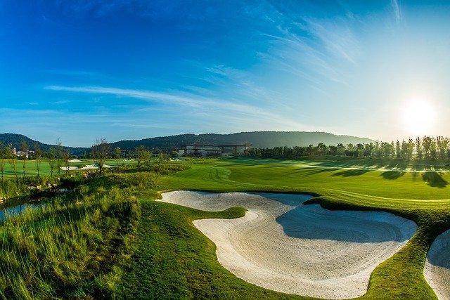 全米オープンゴルフ