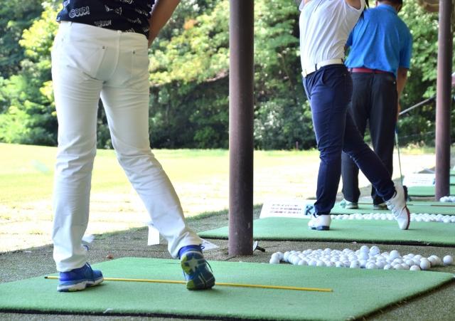 ゴルフ下手になる